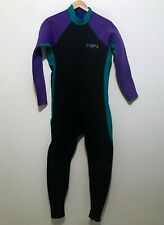 Kabbini USA Mens Full Wetsuit Size Large L 3/2