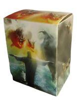 Max Protection Image Deck Box for MTG, Yugioh, Pokemon APOCALYPSE RIO - NEW!