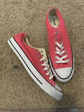 New Converse CT OX Sneakers Pink Paper Mens 10.5  Womans 12.5 Unisex