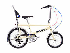 2017 Raleigh Chopper MK 3 Limited Edition Retro Bike Pearl White RRP £300