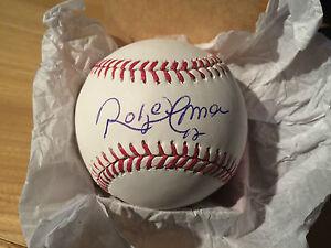 Roberto Alomar Signed Official Rawlings Baseball Toronto Blue Jays MLB Baseball