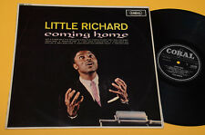 LITTLE RICHARD LP COMING HOME 1°ST ORIG UK MONO 1963 EX ! LAMINATED COVER !!