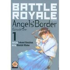 BATTLE ROYAL ANGEL'S BORDER 1 DI 2 - RW GOEN - NUOVO