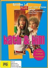 Kath & Kim : Series 1 : Eps 1-8 (DVD, 2007, 2-Disc Set)