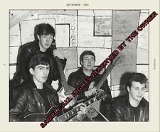 Beatles AT CAVERN CLUB snapshot Full Band 1961 RARE IMAGE  APROX  5 BY 6