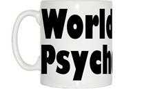 World's Best psicólogo Taza