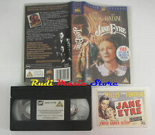 film VHS JANE EYRE orson welles Joan fontaine 1944 FOX VIDEO PG1247 (F19) no dvd