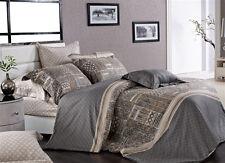Comfort Essentials Pandora Cotton Queen Quilt Duvet Doona Cover Set