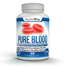 Pure Blood | Blood Pressure Support | All Natural