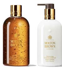 Molton Brown Oudh Accord Body Wash & Body Lotion Set 300ml