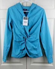 MEXX Women's Aqua Long Sleeve Shirt Size 2 NWT(*LS040)