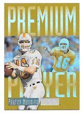 2013 Fleer Retro Skybox Premium Player Insert #1 Peyton Manning  TENNESSEE