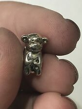 Sterling Silver 925 Chamilia Baby Monkey RETIRED Charm Bead Spacer