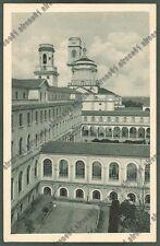 VARESE VENEGONO INFERIORE 24 SEMINARIO - FRASE Card. PACELLI Cartolina viag 1944