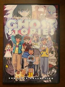 Ghost Stories Complete Collection DVD English Dubbed Anime