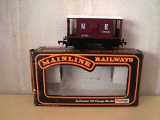 Mainline OO Gauge 10' Brake Van N.E.  No.37 - 140  BOXED