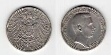 MECKLENBURG SCHWERIN   2 Mark 1901   Friedrich Franz IV.