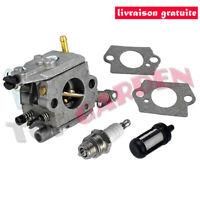 Carburateur Carb et Bougie d'allumage Pour Stihl 020T MS200 MS200T 1129 120 0653