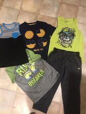 Boys Lot: Hurley, Gap, Wonder Nations Shirts Pants Size 10/12