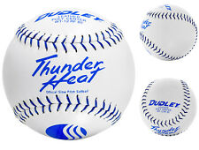 """Dudley Thunder Heat Official Slow Pitch Leather 12"""" Softball"""