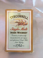 Tyrconnell Single Malt Irish Whiskey Playing Cards Full Deck 52 Bridge with box