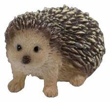 Miniature Dollhouse FAIRY GARDEN - Hedgehog & Rabbit - Accessories