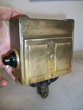 WICO EK VERY HOT MAGNETO HIGH TENSION SINGLE CYLINDER Old Engine MAG