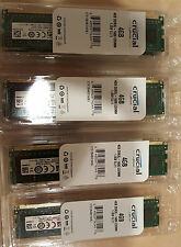 New**Crucial 4GB PC3-12800 240 PIN DDR3 SDRAM Memory #CT51264BD160BJ