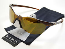 Oakley Zero 0.4 Squared Lunettes de soleil Eyeshade Over the Top Moon Trench x 0.3