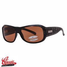 SERENGETI SUNGLASSES 7261 SAVONA Black Leopard Frame Driver Photochromic