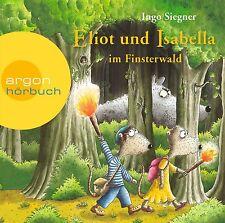 STEFAN KAMINSKI - INGO SIEGNER: ELIOT UND ISABELLA IM FINSTERWALD   CD NEU