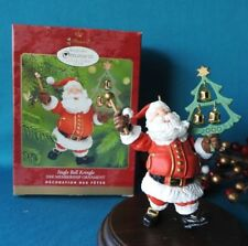 Hallmark Ornament 2000 Jingle Bell Kringle Collector's Club Ornament