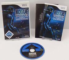 Nintendo Wii - Rogue Trooper Quartz Zone Massacre + Anleitung + OVP