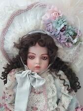 "Portia Doll Patricia Loveless Bru Face 20"" Bisque Mib Tory Award Designer Guild"