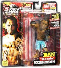 World of MMA Dan Hendo Henderson Round 5 Figure  America flag variant #/2548