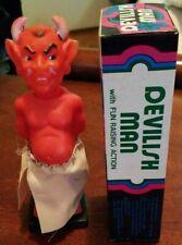 Devilish Man Vintage adult novelty toy w/raising action 1970