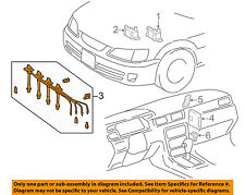 TOYOTA OEM 98-01 Camry Ignition Spark Plug-Wire OR Set-See Image 9008091110