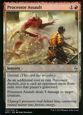 4x Processor Assault | nm/m | Battle for Zendikar | Magic mtg