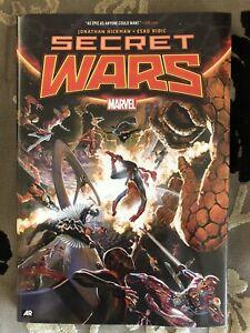 Marvel's 'Secret War' Oversized Hardcover