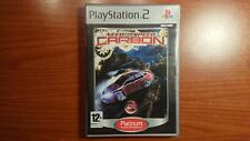 1456 Playstation 2 Need for Speed Carbon PS2 PAL