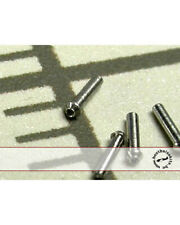 0.5mm ALU RIVETS with HOLE 20PC for TAMIYA BANDAI POCHER REVELL 1/8 1/12 1/20 1/
