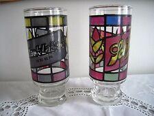 Blacklabel Beer set of 2 Glasses