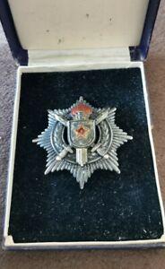 Original Orden Medaille Jugoslawien JNA für Armee Verdienste Klasse III Tito