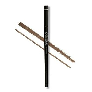 WUNDER2 DUAL BROW LINER Makeup Eyebrow Pencil Black / Brown With Angled Tip a...