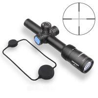 DISCOVERY VT-1 1.5-6X20ME Illuminated Shock Proof Hunting Rifle Scope Sight