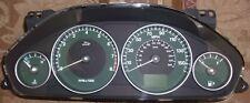 02-07 Jaguar X-type instrument cluster speedometer for parts