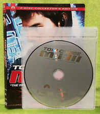 Mission: Impossible III (DVD 2006 2-Disc Set, Widescreen)Tom Cruise, Ving Rhames
