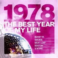 THE BEST YEAR OF MY LIFE: 1978 CD NEW MIT BONEY M., SMOKIE, MEAT LOAF UVM.