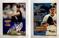 Jason Bere Signed 1994 Stadium Club #212 Card Chicago White Sox Auto Autograph