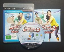 Sports Champions 2 (Sony PlayStation 3, 2012) PS3 Game - FREE POST